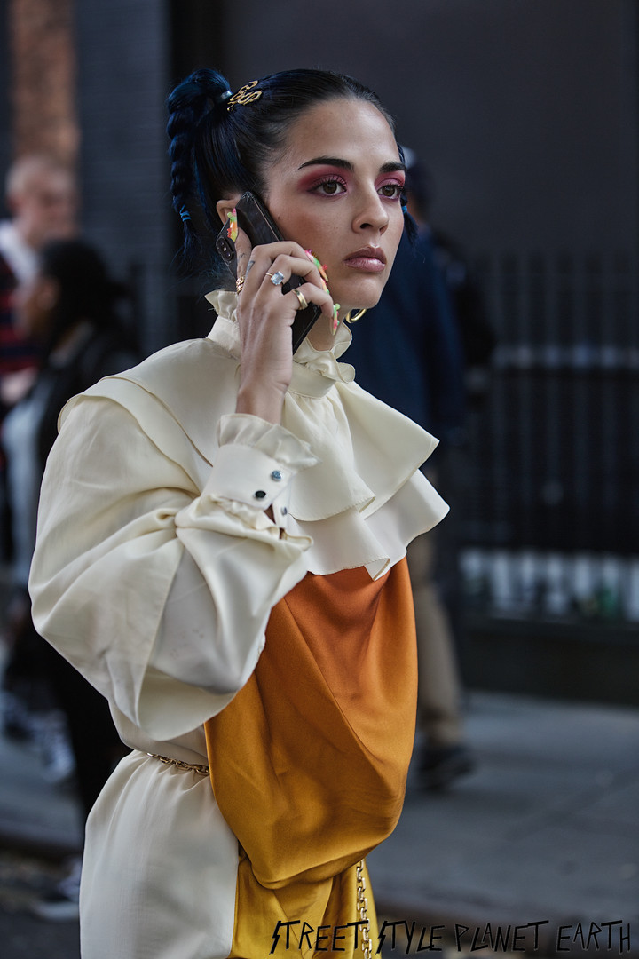 London Fashion Week Day 2 September 2018