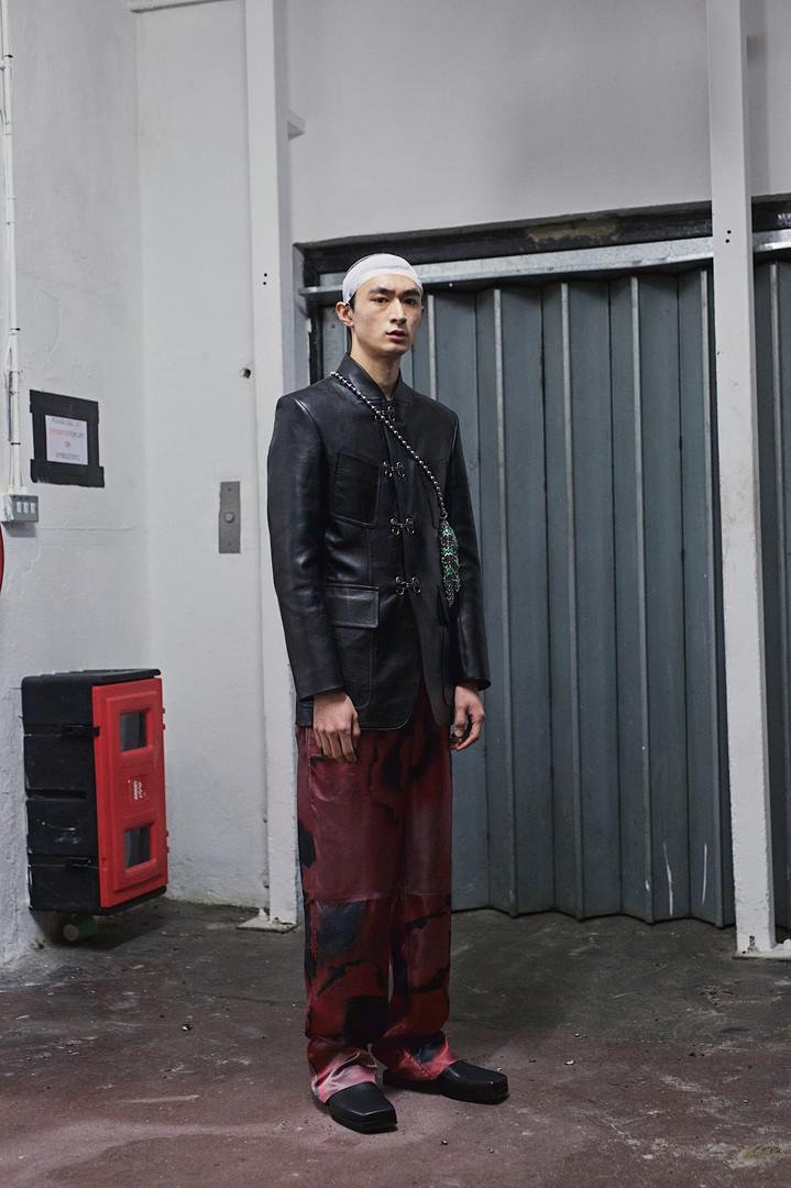 Pronounce - Backstage AW20 - London Fashion Week Men's January 2020