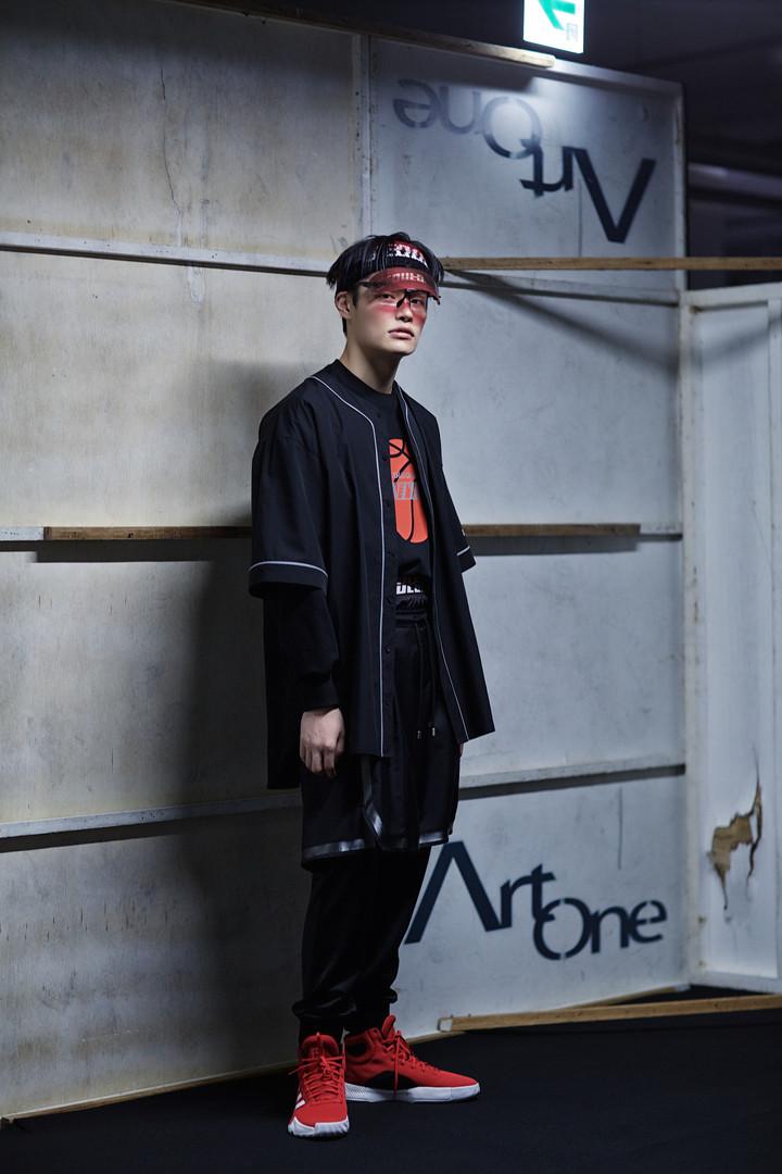 D-Antidote - Backstage, Seoul Fashion Week