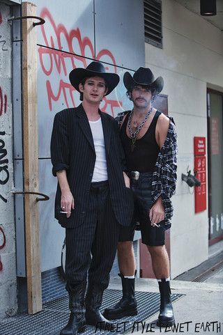 The Best Street Style from Andreas Kront