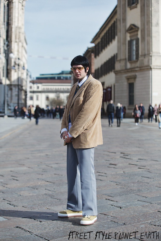 The Best of Day 2, Milan Fashion Week, F