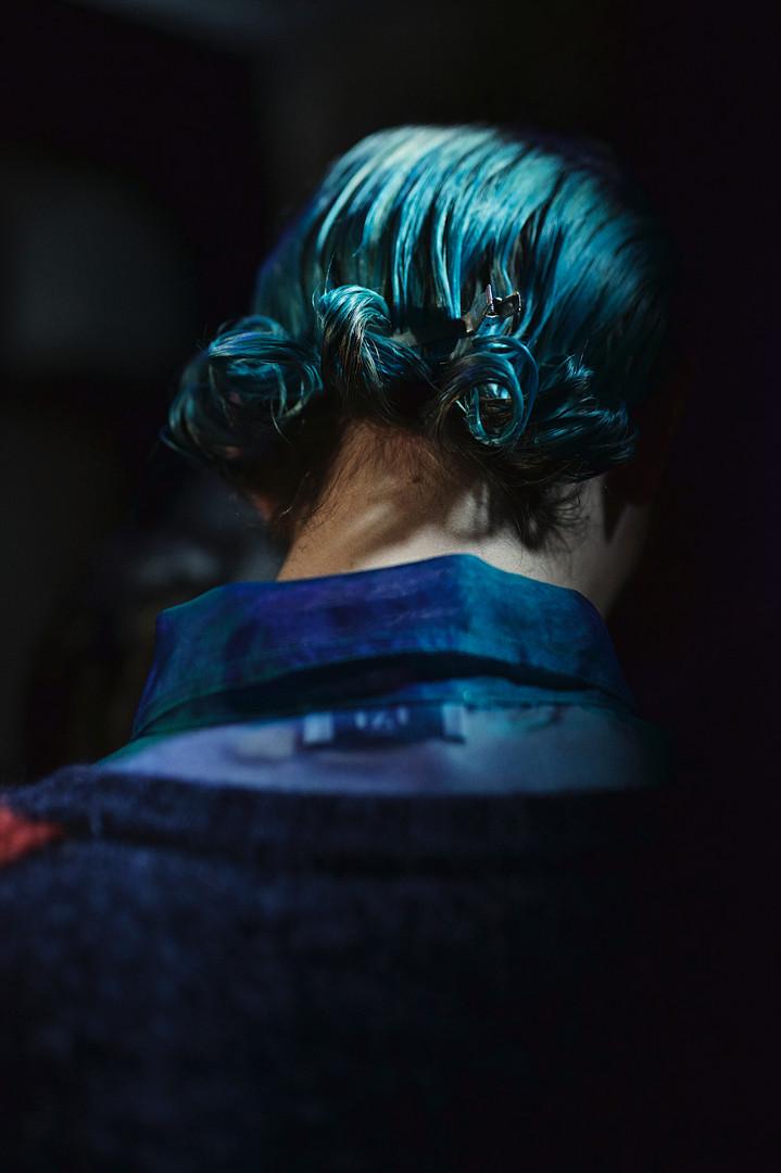 1X1 STUDIO - Backstage AW20 - London Fashion Week Men's January 2020