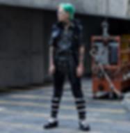Liuyi at Labelhood, Shanghai Fashion Wee