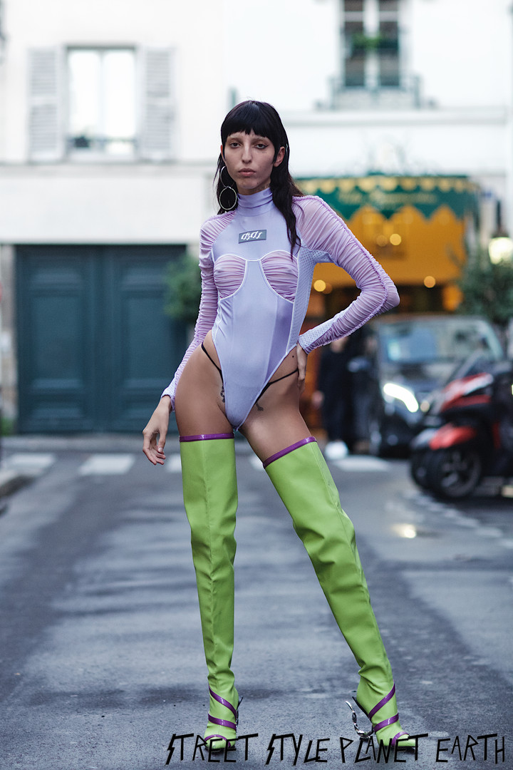 Didu Presentation - Paris Fashion Week S