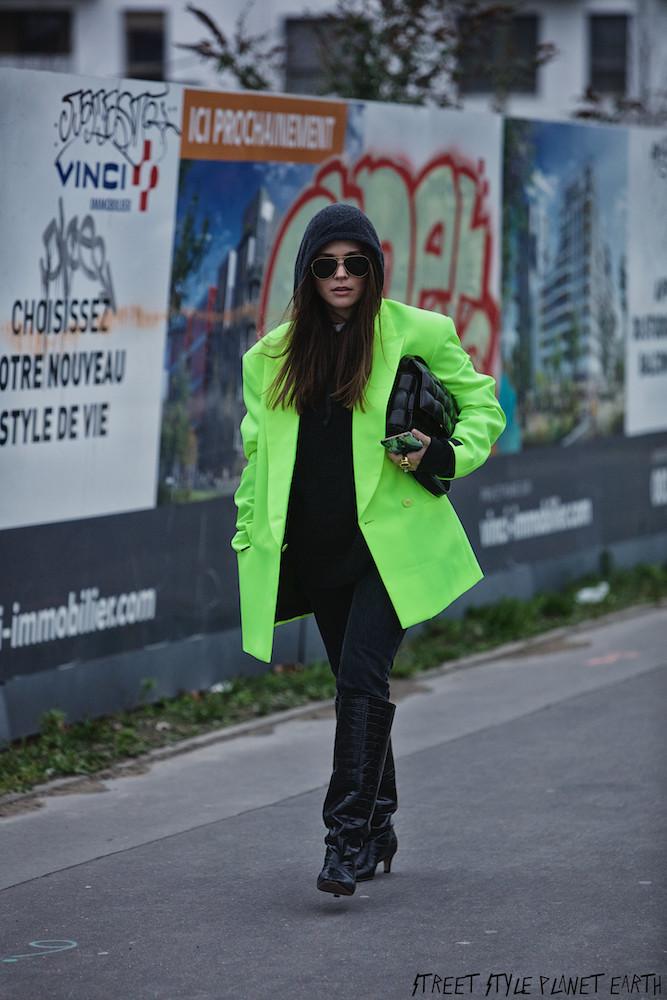 The Best Street Style at Balenciaga - Paris Fashion Week - March 20