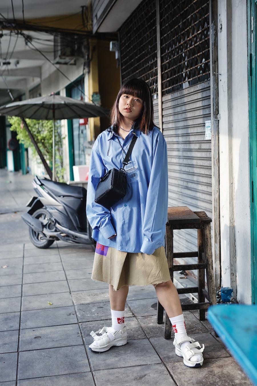 Style Profile Ice Fashion Designer Bangkok