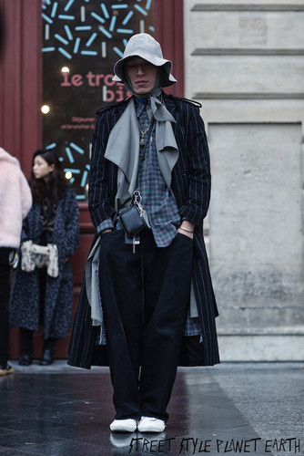 The Best of Day 5 PaThe Best of Day 5 Paris Fashion Week Men's - F/W 18/19 - January 2018 ris Fashion Week Men