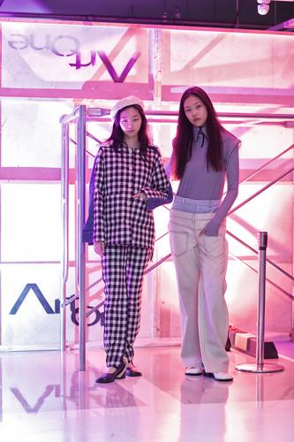 The Gang AW19 - Backstage Seoul Fashion Week
