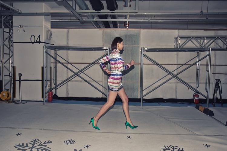 Follet x Youser  Backstage Seoul Fashion Week