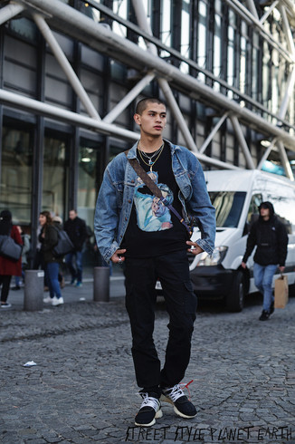 The Best of Day 1 Paris Fashion Week Men's F/W 18/19 - January 2018