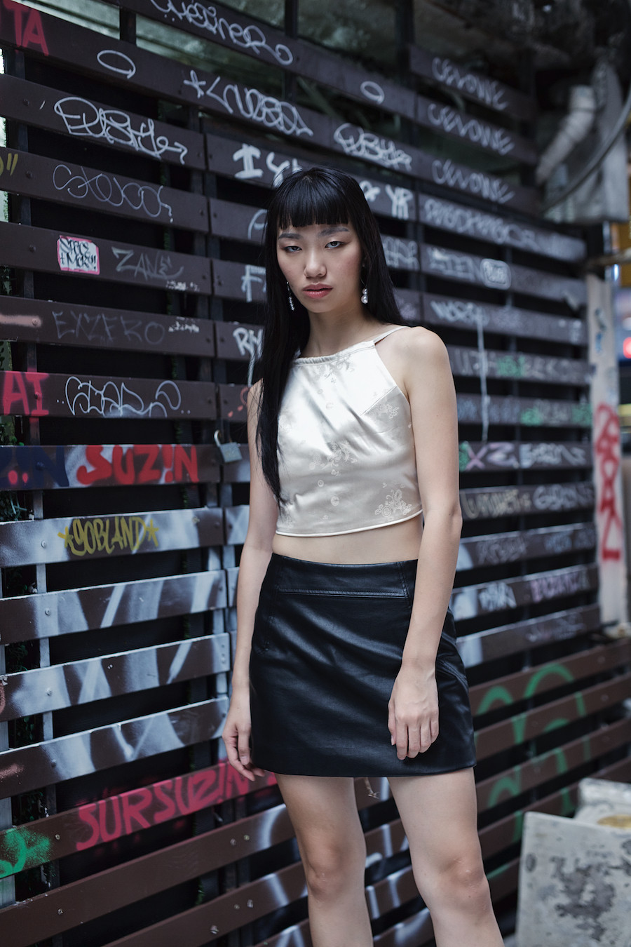 Fah - Street Fashion & Youth Culture in Bangkok, Thailand