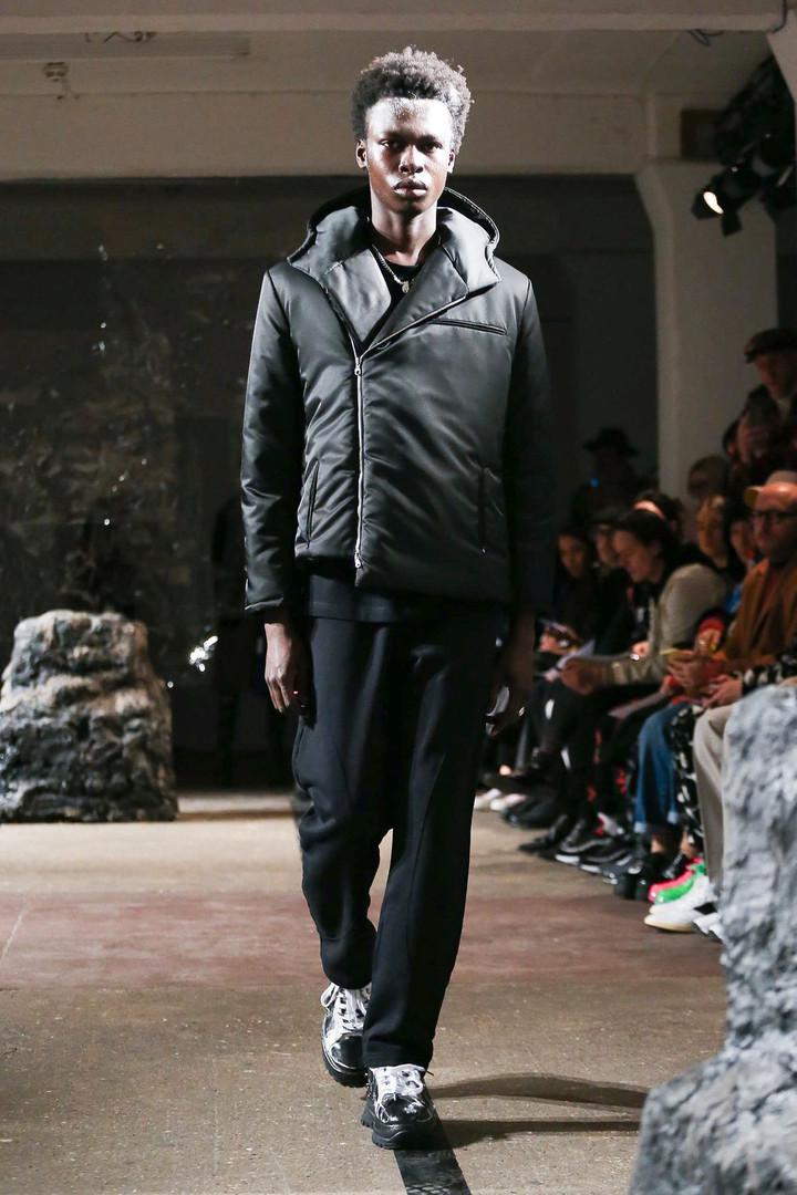 astwood Danso London Fashion Week Men's AW20