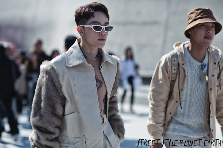 Day 2 Seoul Fashion Week October 2019 17