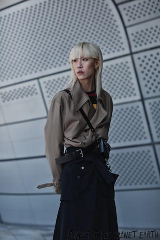 Day 2 Seoul Fashion Week October 2019 10