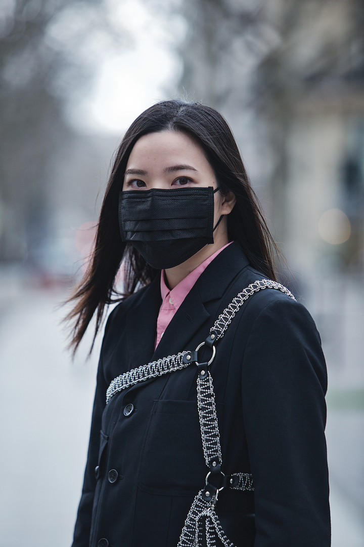 The Best Street Style at Noir Kei Ninomiya - Paris Fashion Week - 29 Feb 20The Best Street Style at Noir Kei Ninomiya - Paris Fashion Week - 29 Feb 20