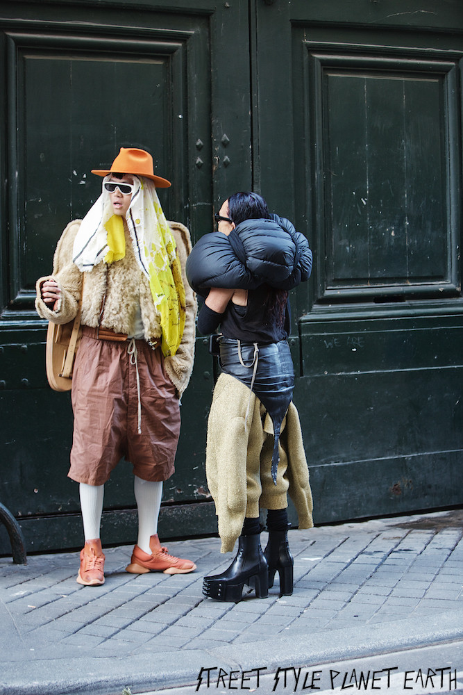 The Best Guest Street Style at CRAIG GREEN Paris Fashion Week Men's January 2020