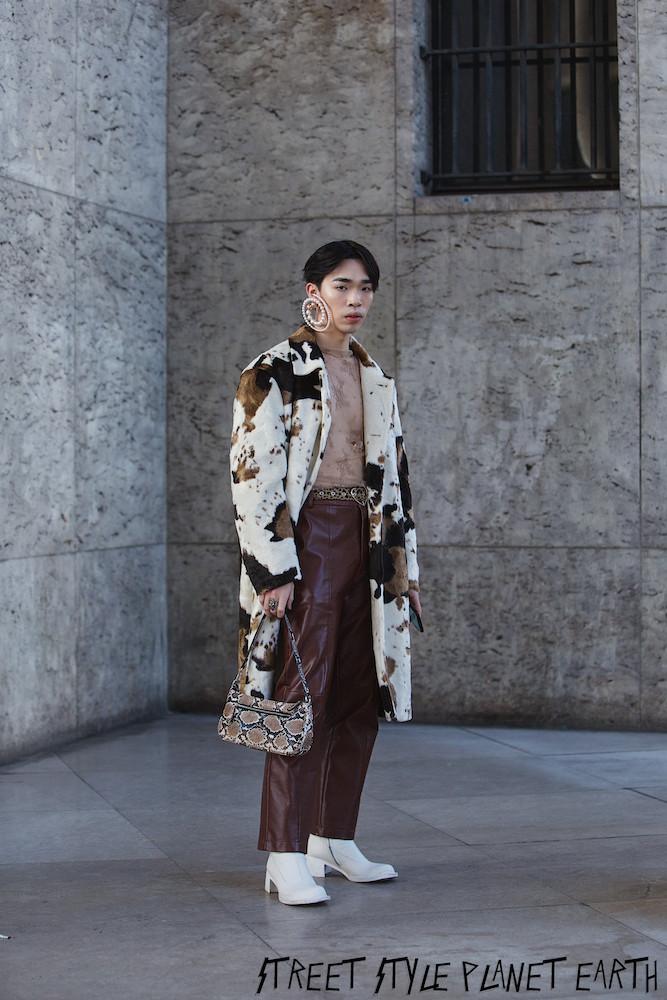 Best Guest Street Style at MAISON MIHARA YASUHIRO Paris Fashion Week Men's January 2020
