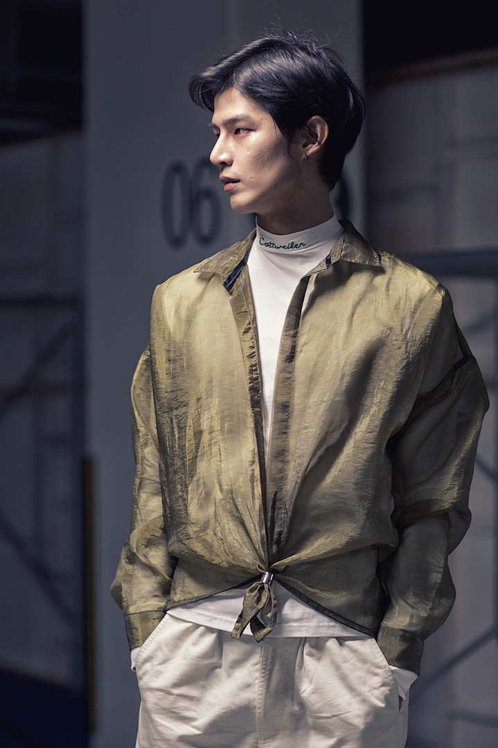 Cottweiler - Backstage, Seoul Fashion Week