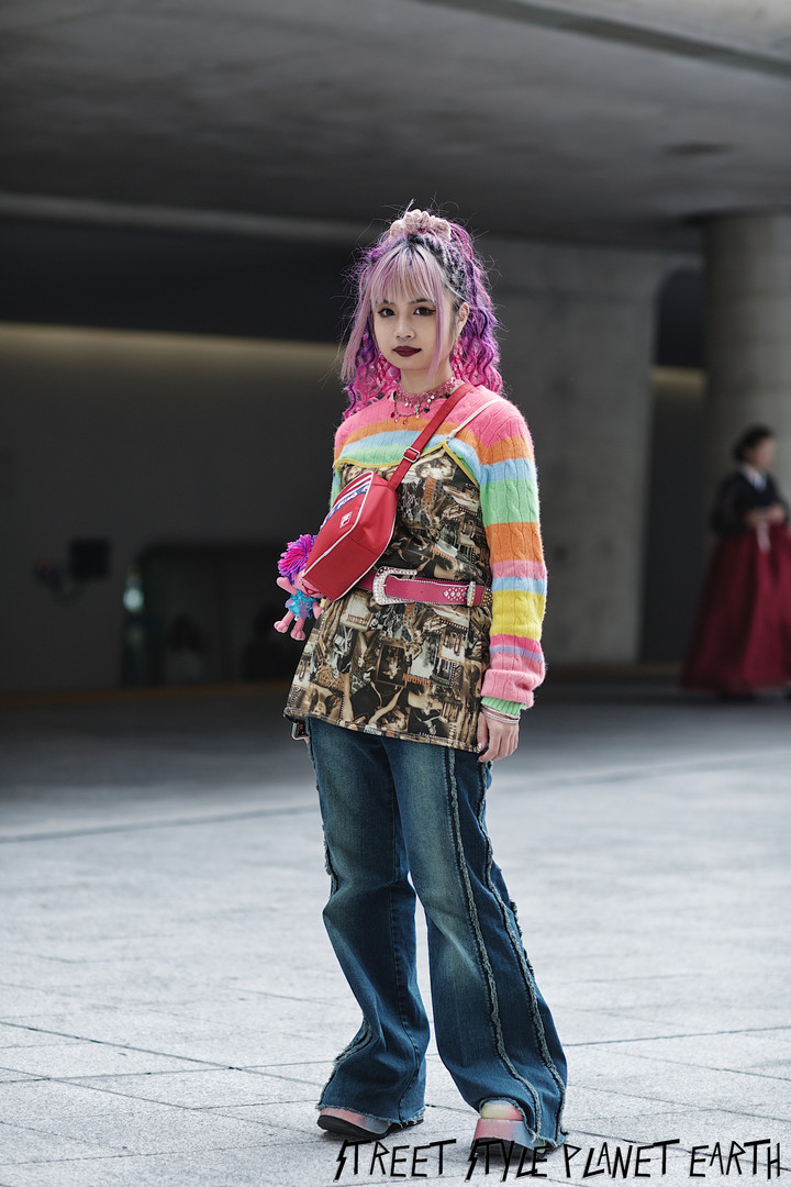 Day 2 Seoul Fashion Week October 2019 30