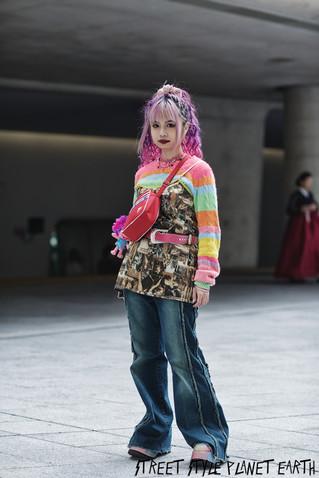 Day 2 Seoul Fashion Week October 2019 30