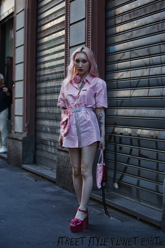 Day 2 Milan Fashion Week September 2019