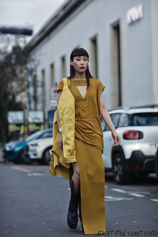 The Best Street Style at RICK OWENS - Paris fashion Week, 27 February 2020