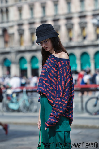 Day 1 Milan Fashion Week September 2019