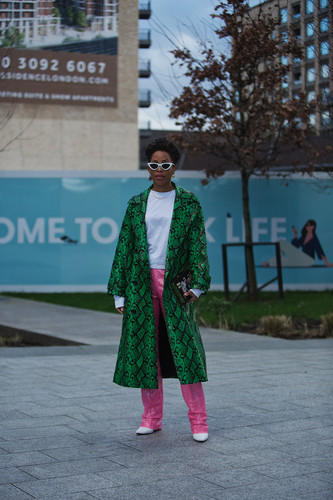 The Best of Day 4, London Fashion Week,