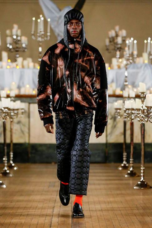JoJordanluca AW20 London Fashion Week Men's