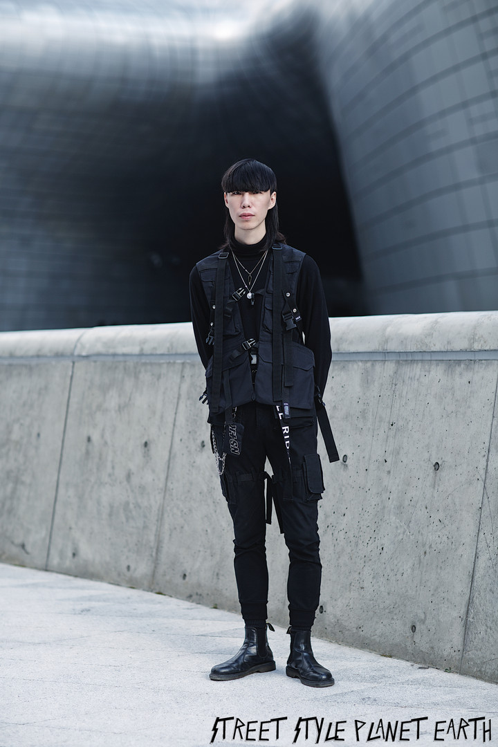Day 1 Seoul Fashion Week October 2109
