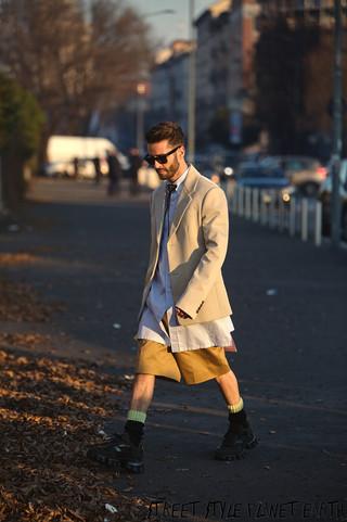 The Best of Day 2 Milan Fashion Week Men