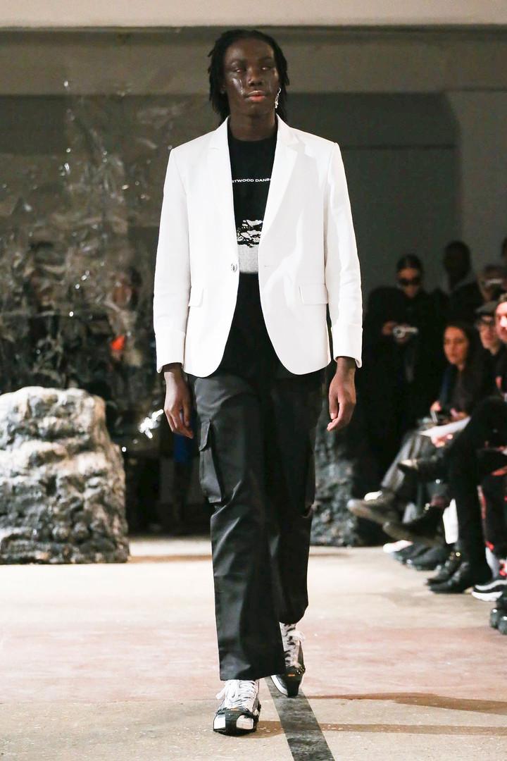 Eastwood Danso London Fashion Week Men's AW20