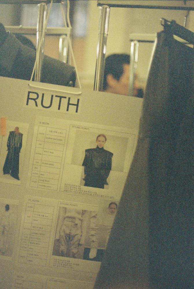 JUUN J - Backstage AW20 - Paris Fashion Week Men's January 2020