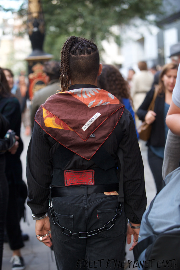 The Best Street Style from LFW Day 1 Sep 2018