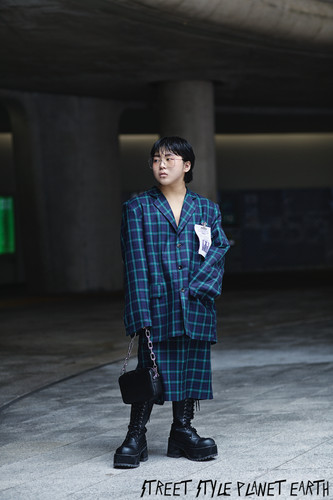 Day 4 Seoul Fashion Week October 2019 9.