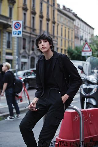 Day 2 Milan Fashion Week September 2019