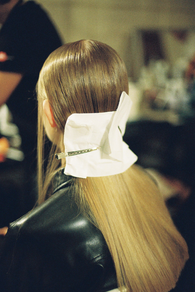 JUUN J - Backstage AW20 - Paris Fashion Week Men's January 2020