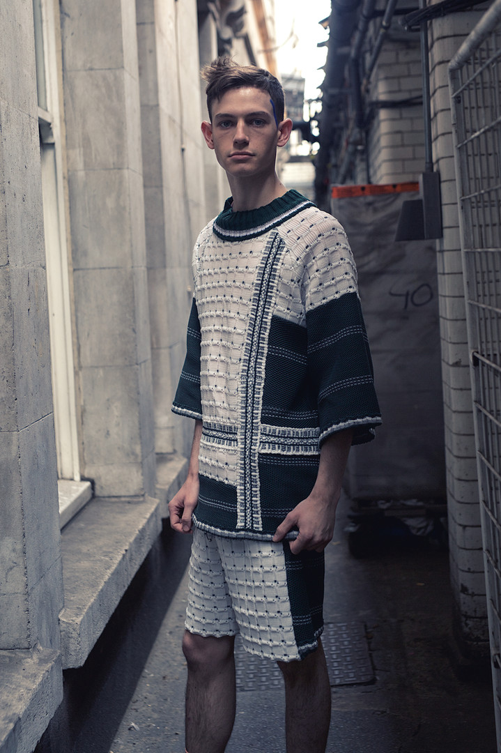 Backstage 1X1 Studio SS20  London Fashion Week Mens 2019