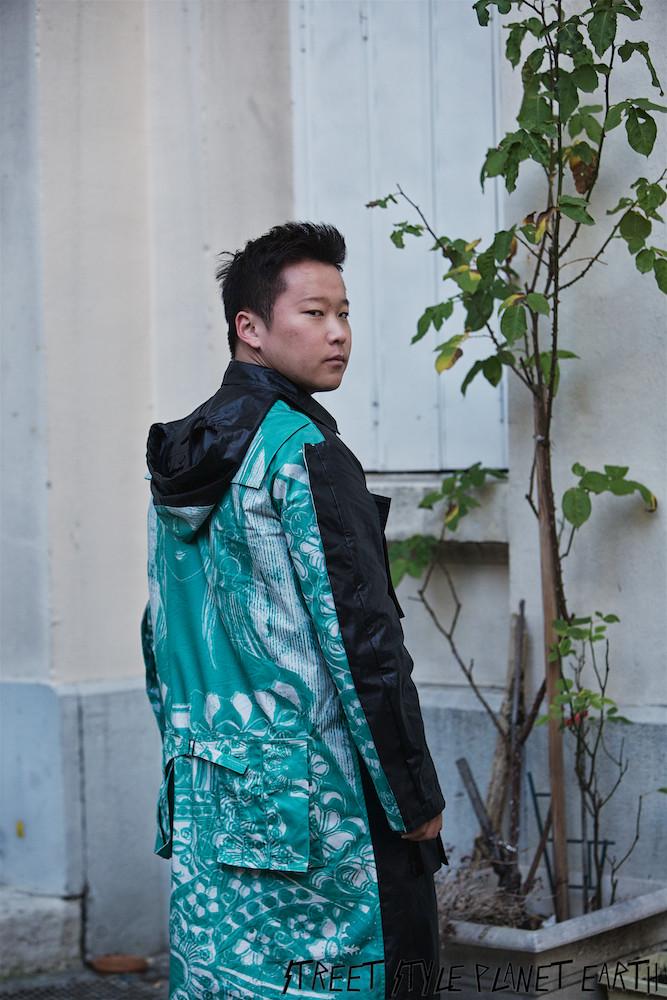 The Best Guest Street Style at PALOMO SPAIN Paris Fashion Week Men's January 2020