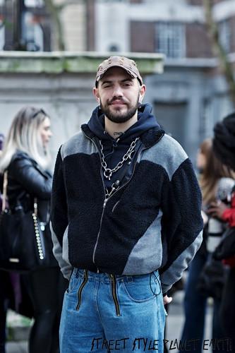 London Fashion Week Day 3 Febrary 2019