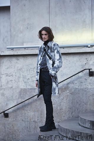 The Best Guest Street Style at LUDOVIC DE SAINT SERNIN Paris Fashion Week Men's January 2020