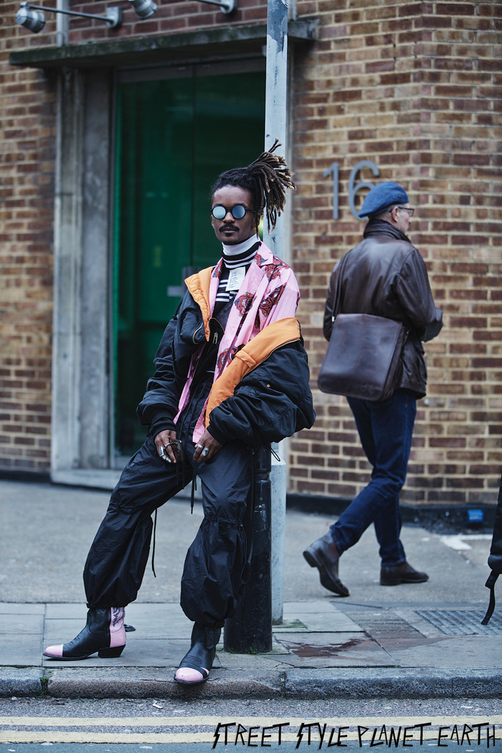 The Best of Day 2 London Fashion Week Me