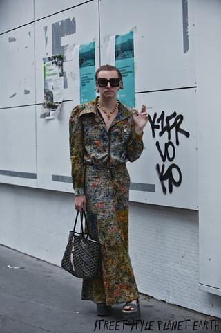 Vivienne Westwood - Paris Sep 19