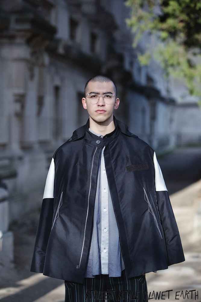The Best Guest Street Style at SACAI Paris Fashion Week Men's January 2020