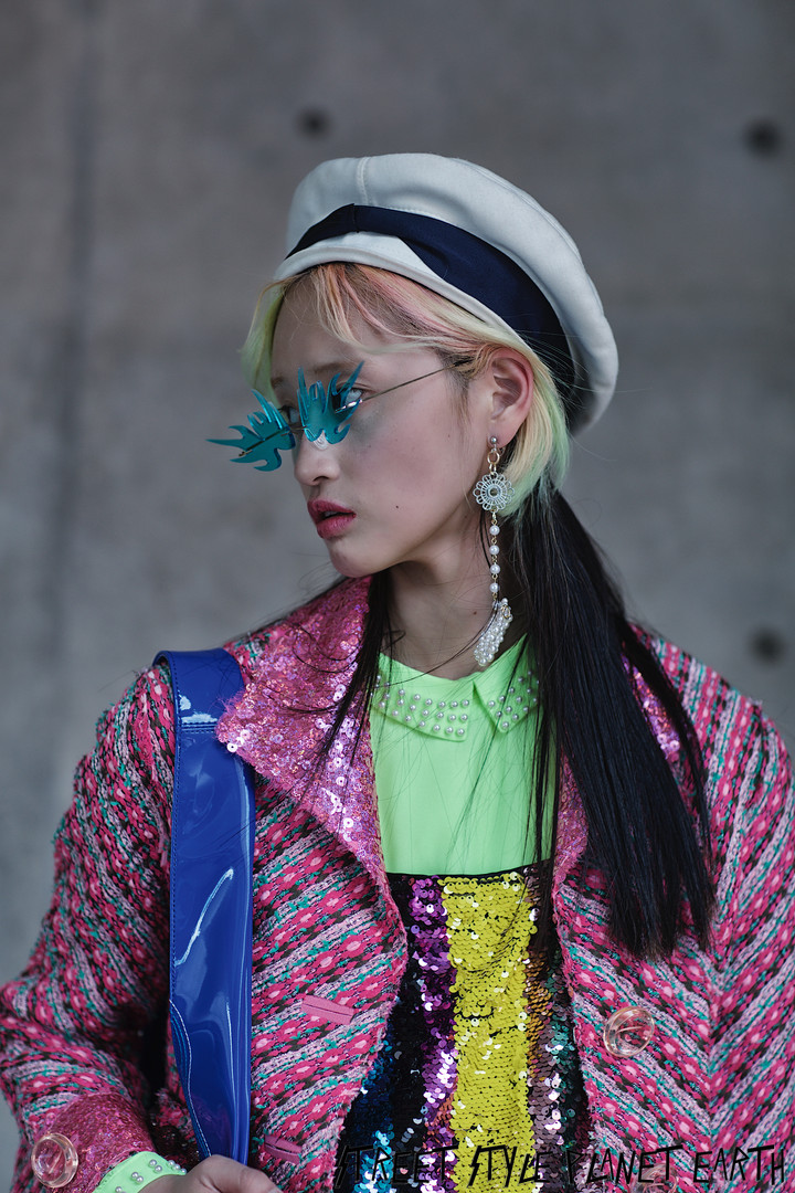 Day 4 Seoul Fashion Week October 2019 12