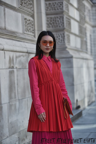 The Best of Day 3 London Fashion Week September 2019