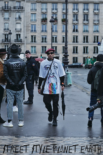 The Best of Day 3 Paris Fashion Week Men's F/W 18/19 - January 2018