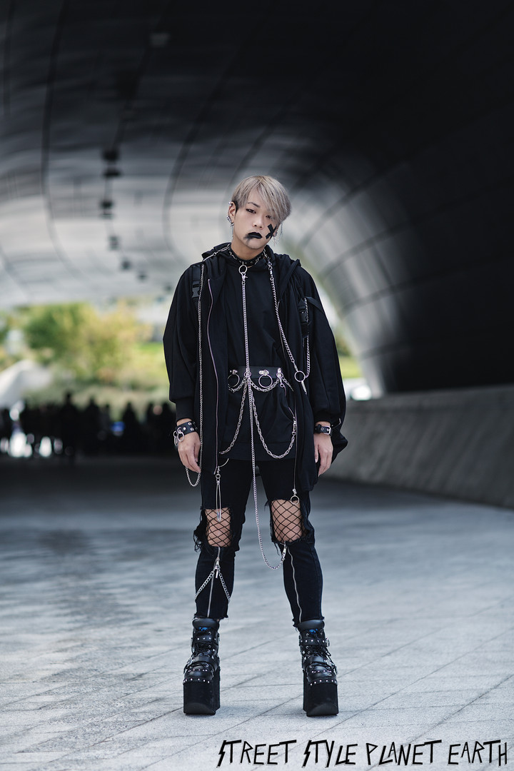 Day 2 Seoul Fashion Week October 2019 3.