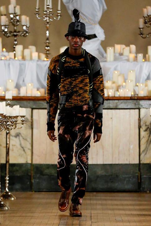 JJordanluca AW20 London Fashion Week Men's
