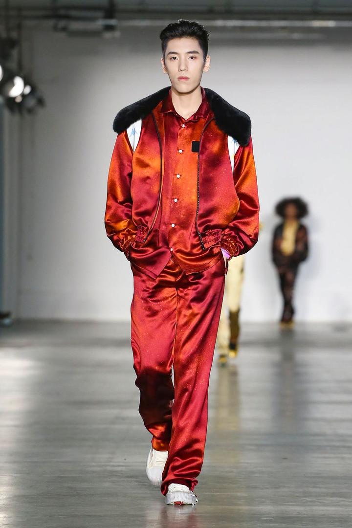 88on8 AW20 London Fashion Week Men's